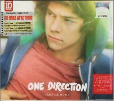 ONE DIRECTION Take Me Home MALAYSIA SPECIAL EDITION CD (HARRY STYLES) FREE SHIP