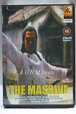 the massive chi kwan chun ntsc import dvd