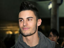 Baptiste Giabiconi UNSIGNED photograph - M2478 - French male model and singer