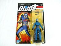 "G.I. Joe Cobra Commander Action Figure Hasbro 4"" Retro Cobra Enemy"