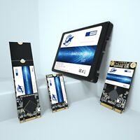 """512GB 1TB 2TB 2.5"""" MSATA M.2 2242 2280 SSD SATA 3 Internal Solid State Drive Lot"""