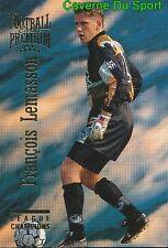 010 FRANCOIS LEMASSON AS.CANNES CARTE CARD FOOTBALL 1995 PREMIUM