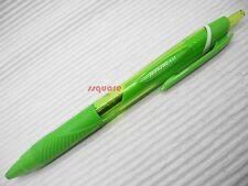 3 Light Green pens x Uni-Ball JetStream SXN-150 0.7mm Oil Based Ballpoint Ball