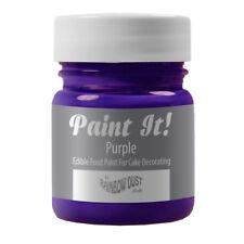 Rainbow Dust Paint It Tortendekorationen 100% Essbar Lebensmittelfarbe - LILA
