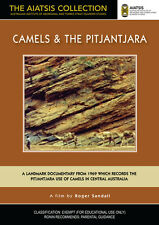 New DVD-CAMELS & THE PITJANTJARA [from the AIATSIS Collection]