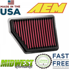 AEM DryFlow Washable Air Filter For 2016-2018 Honda Civic 2.0L / 2017 Civic 1.8L