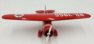 Wings Of Texaco 1929 Lockheed Air Express #1 In The Series. Die Cast Airplane.