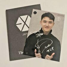 EXO Planet ElyXiON FC Venue Limited Edition Photocard D.O. Exoplanet 4 JAPAN!