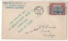 1929 FFC Oneida Military Air Circus NY
