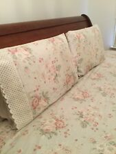 MERCER+REID Queen Doona Cover Quilt Bedding Adairs French Country Shabby Chic
