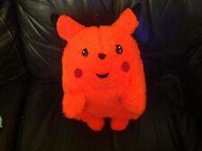 Pokemon Picachu Plush Doll Smiling Large Stuffed Orange Brand New Christmas gift