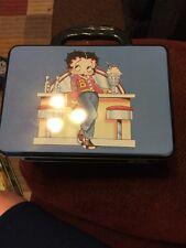 Betty Boop Lunchbox 1996