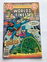 World's Finest Comics #264 -DC Comics 1980 Batman Superman - Nice Copy! See pics