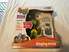 BEATLES Beat Bugs Singing Crick Figure sings DAY TRIPPER COME TOGETHER BIRTHDAY