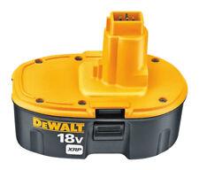 DEWALT DC9096-2 18-volt Rechargeable Batteries for Power Tools 2.4 Amp, 2-Pack