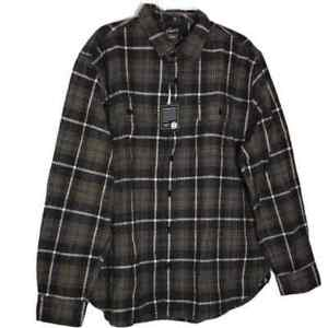 NEW!!! GRAYERS HERITAGE Flannel 100% Cotton Soft Button Up Front Pockets VARIETY