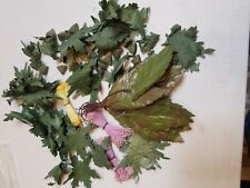 New Old Stock Leaves , Stamens and Tips