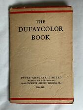 The Dufaycolor Book,1939, 44 Pages, A5 Booklet