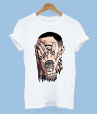 New Face Art Mac Miller Men White Tee Short Slevee T-Shirt Size S-4XL AV463