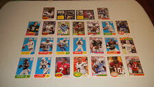 2015 Topps 60th Anniversary Limited 5x7 100 Card Football Throwback Set xx/99 MT