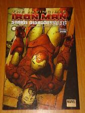 Iron Man Stark desmontado Vol 4 Marvel Premiere Tapa Dura GN 9780785145547