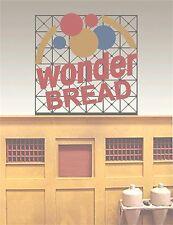 Miller's Wonder Bread Animated Neon Sign # 4060 O/HO MILLER ENGINEERING