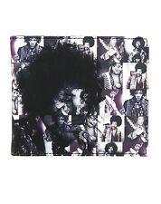 Mustard Jimi Hendrix Leather Wallet