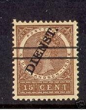 Ned- Indie  nr 19a dienst postfris luxe