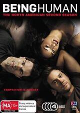 Being Human (US): S2 Series / Season 2 DVD R4 - New