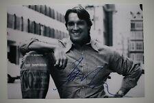 Arnold Schwarzenegger signed 20x30cm Photo Autographe Autograph en personne