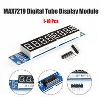 NEW Digital Tube MAX7219 LED Module 8 Digit 7 Segment Display Module Free Post