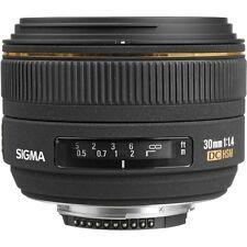Sigma 30mm F1.4 EX DC HSM Autofocus Lens For Nikon, London