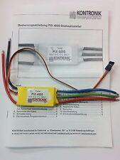 Kontronik PIX 4000 ESC 4402
