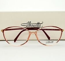 Silhouette Eyeglasses Frame 3502 30 6079 53-14-125 without case