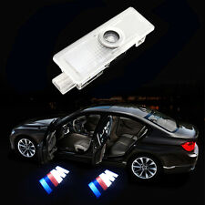M Logo LED Step Door Courtesy Welcome Light Laser Shadow Projector for BMW