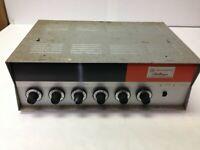 LSI BOGEN CHALLENGER Solid State Amp Amplifier Model CHS-50 Untested