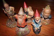 VINTAGE 80s TOM CLARK GNOME FIGURES ZERMATT MILES SHOWTIME TURNABOUT 90s CAIRN