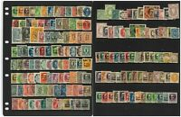 Bavaria 200 Different Stamps Mint & Used Mixed in Glassine Bag