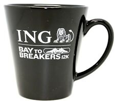 ING Bay to Breakers 12M Lion Coffee Cup Mug Collectors Rare Frappuccino Cafe R18
