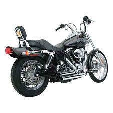 Vance & Hines ShortShots Staggered Chrom f. Harley-Davidson Dyna 91-05