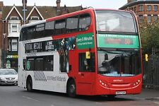 National Express West Midlands Bus No.4743 6x4 Quality Bus Photo
