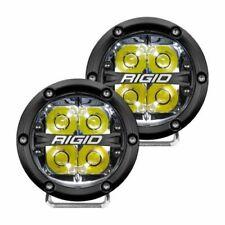 "Rigid Industries 36113 360-Series 4"" LED Off-Road Spot Beam White Backlight Pair"