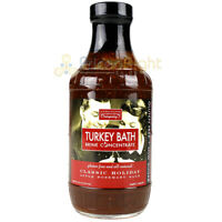 Sweetwater Classic Holiday Turkey Bath Brine Apple Rosemary Sage 16 Oz. Bottle