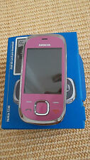 Nokia 7230 slide Handy hot pink ohne Simlock in OVP