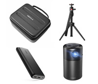 Anker D4111C11 Nebula All-In-One Capsule Pack With Charger/Tripod/Case
