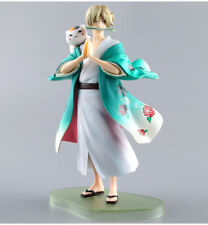Anime Natsume Yuujinchou Takashi Pintado Pvc Figura Juguete Nuevo en Caja 23cm Verde