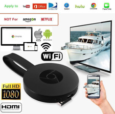 pour Google Chromecast 2 4K HDMI WiFi Media Vidéo Dongle youtube Miracast