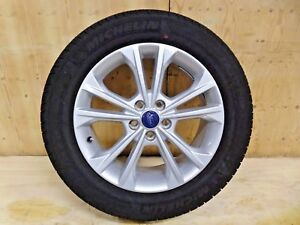 FORD KUGA ALLOY WHEEL INC MICHELIN 6MM TYRE 235/55 R17 2013 2014 2015 2016- 2018