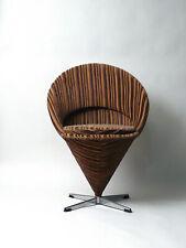 Verner Panton Cone Chair 1958  Eistütenstuhl  Nehl