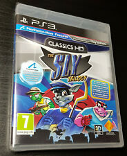 The Sly Trilogy (Sony PS3) BRAND NEW
